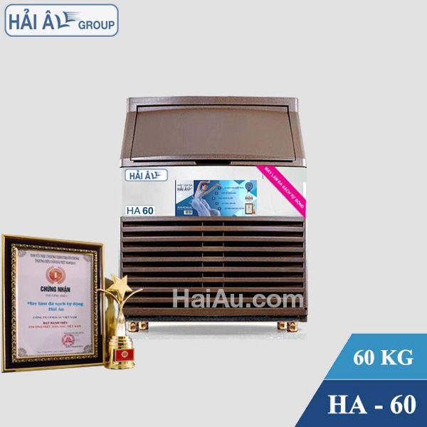 Máy làm đá Hải Âu HA 60 (60kg/24h)