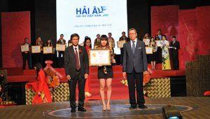 Hải Âu Việt Nam đạt chứng nhận Thương Hiệu Xuất Sắc – Excellent Brand 2016