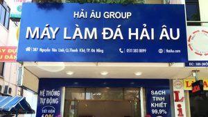 Tập đoàn Hải Âu khai trương showroom Máy Làm Đá Hải Âu tại Đà Nẵng