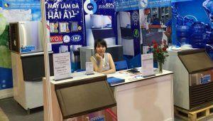 Hải Âu Group tham gia Triển lãm Quốc tế thực phẩm và đồ uống Việt Nam 2016