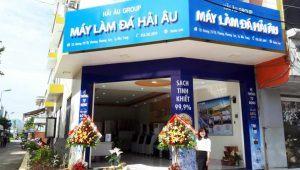 Tập Đoàn Hải Âu Khai Trương Showroom Máy Làm Đá tại Nha Trang
