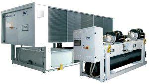 Hướng dẫn lắp đặt dàn lạnh nhà máy nước đá và kho lạnh bảo quản