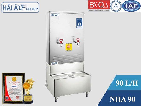 máy đun nước nóng hải âu 90l/h
