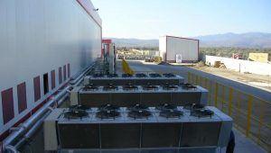 Nguyên lý hệ thống lạnh ở một số thiết bị công nghiệp