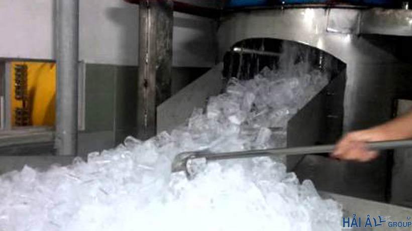 sản xuất đá viên