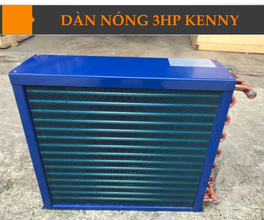 Dàn nóng 3HP Kenny