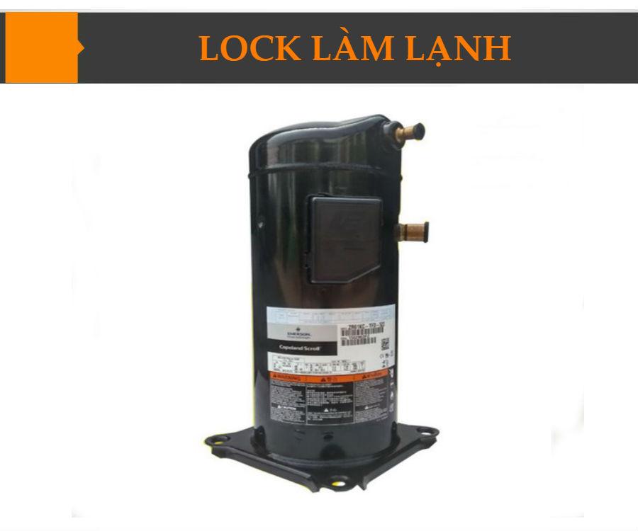 Lock làm lạnh 3HP Copeland