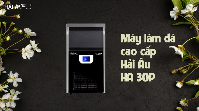 dùng ha 30p tốt hơn máy làm đá ống tại Đà Nẵng